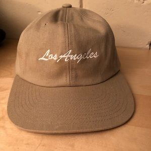 HUF Los Angeles hat